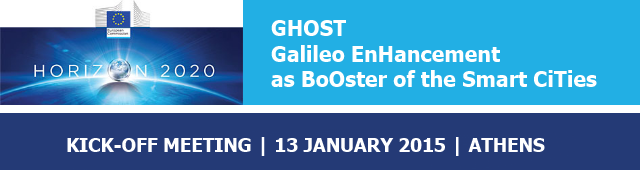 GHOST Project Kicked Off: Focus on GALILEO-Based Intelligent System